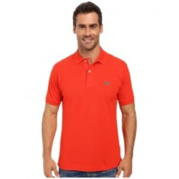Polo Neck Plain- orange,Mens Shirt,