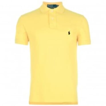 Cotton ,Polo Raulph Lauren Shirt,-Yellow