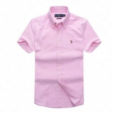 Mens RL Pink,Polo shirt,