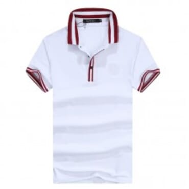 white with strip GG Shirt short sleeve shirt