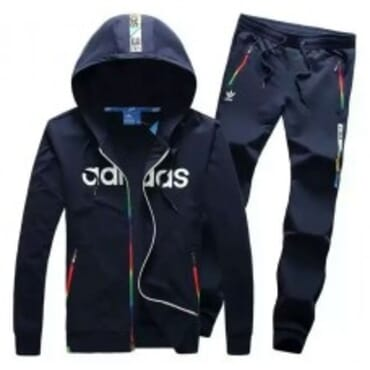 Chill Out ,Track Suit, -Black