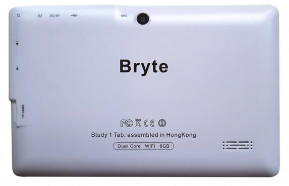 BRYTE KID STUDY TAB