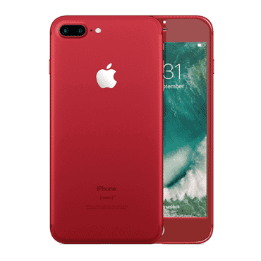 Apple - iPhone 7 Plus 128GB - RED