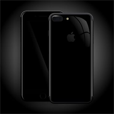 Apple - iPhone 7 Plus 128GB - Jet Black