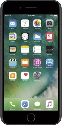 Apple - iPhone 7 Plus 32GB