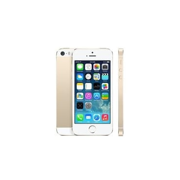 Apple - iPhone 5s 4G LTE with 32GB Memory Cell Phone (Unlocked)