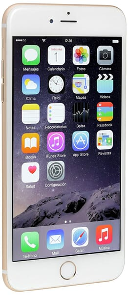 iPhone 6 Plus 128GB Gold (GSM)