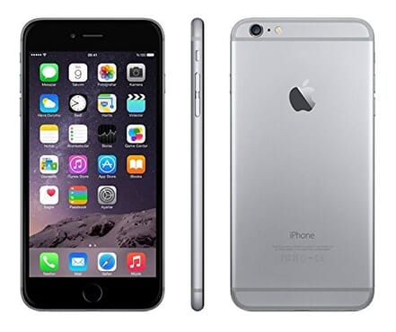 iPhone 6 Plus 128GB Space Gray (GSM)