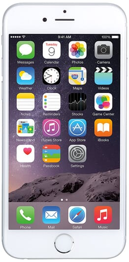 iPhone 6 128GB Silver