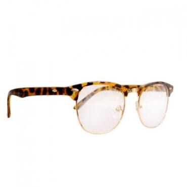 Posh Kollect Clubmaster ,Reading Glasses, -Print