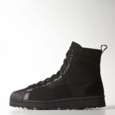 ADIDAS SUPERSTAR JUNGLE BLACK,Sneakers