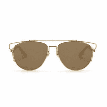 Posh Kollect Flat Metal ,Aviator Sunglasses,