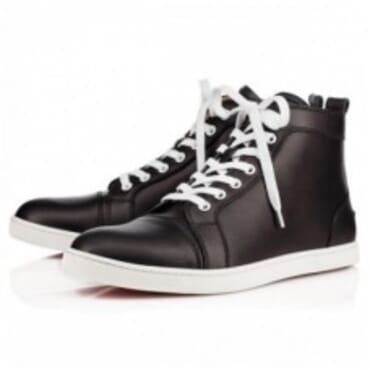CHRISTIAN LOUBOUTIN MEN BIP BIP MENS FLAT WHITE ,Sneakers