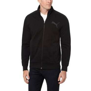 PORSCHE DESIGN BY PUMA ,TRACKSUIT, BLACK