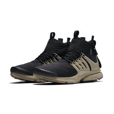 NikeLab Air Presto Mid x Acronym-Hot Lava,Sneakers