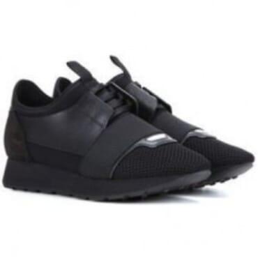 Balenciaga race runners-black,Sneakers