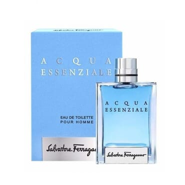 SALVATORE FERRAGAMO ACQUA ESSENIALE P/H EDT 100ML