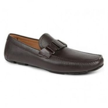 FERRAGAMO SARDENGA BUCKLE DRIVER,Mens SHOES