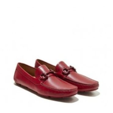Salvatore Ferragamo Parigi Leather,Sneakers