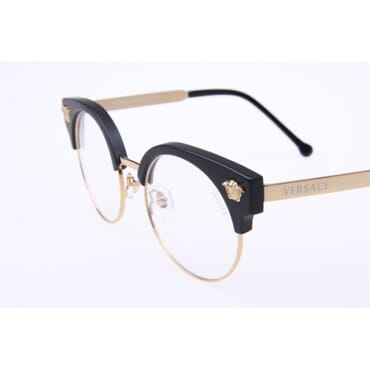 VERSACE VE2156S EYEGLASSES IN GOLD