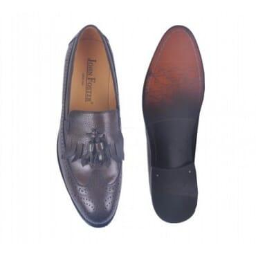 John Foster Wingtip Tassel,Mens Shoe