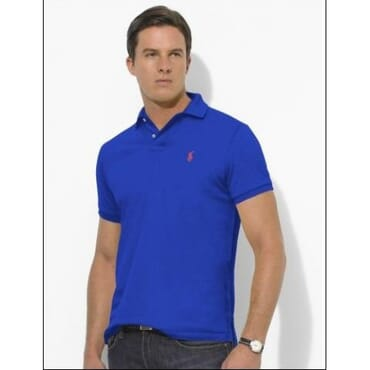 Raulph Lauren polo - Blue