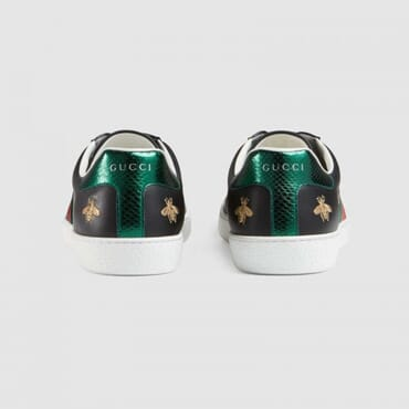 Ace embroidered low-top,sneaker