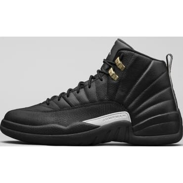 Air Jordan 12 Retro 'The Master'-Black,Sneakers