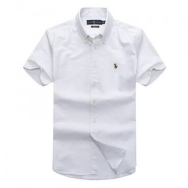 Mens RL White,Polo Shirt,