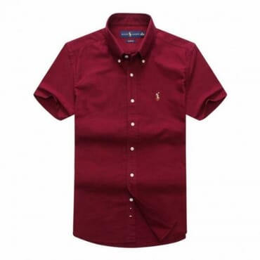 Mens RL Wine,Polo Shirt