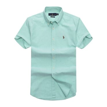 Mens RL-Light Green,Polo Shirt,