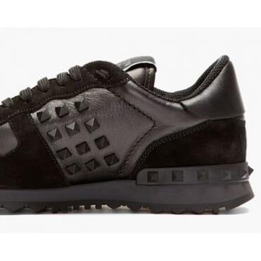 BlackValentino Garavani,Sneakers