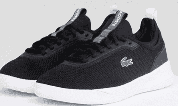 LACOSTE STRIDEUR SPM 116 1 BLACK,Sneakers