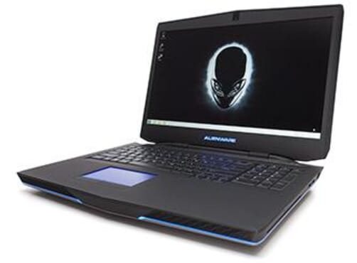 DELL ALIENWARE 17-R4