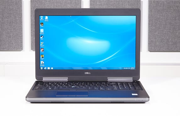 DELL PRECISION M7510 WORKSTATION