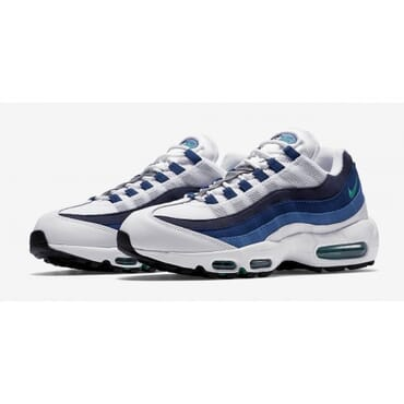 Nike Air Max 95-Blue,Sneakers,