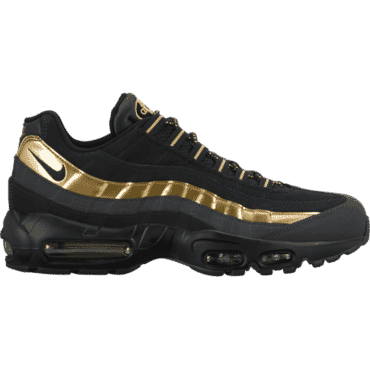 Nike Air Max 95-Black & Bronze,Sneakers