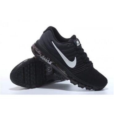Nike Air Max 2017 Black Running Trainers, Sneakers,