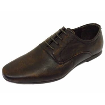 Red Tape Boy's Leather Shoe - Brown