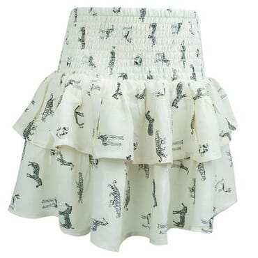 A&S H&M Girls Rara Skirt- White