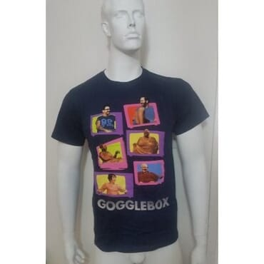 Google Box Men's Tee-Shirt - Black