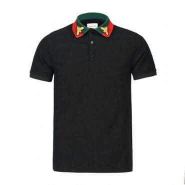 GG Line Mens Black