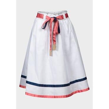 Viaggio Ladies Knee Length A-Line Skirt