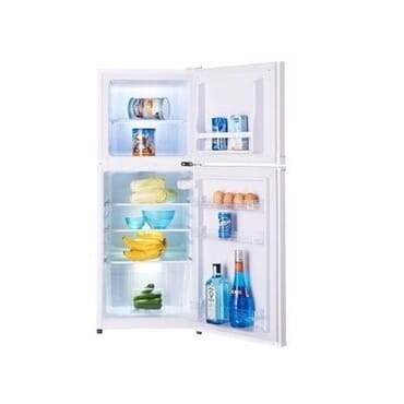 Haier Thermocool Double Door Refrigerator - HRF 120EX - 120 Litres