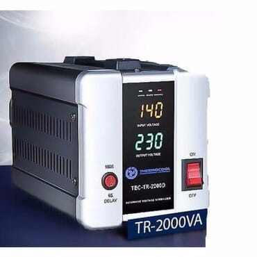 Haier Thermocool 2000VA Digital Stabilizer - TEC-TR2000D