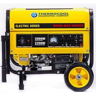 Thermocool Generator - PTR SML BOBO 2500ES - 2.5KVA/2KW