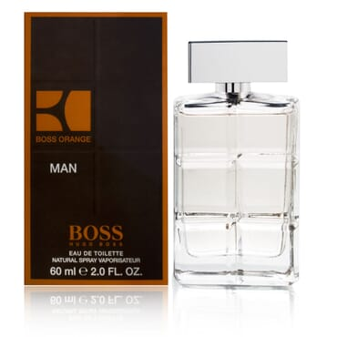 Hugo Boss  Boss Orange EDT 60ml for men