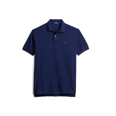Cotton ,Polo Raulph Lauren Shirt,-Blue