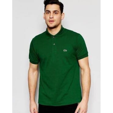 POLO NECK PLAIN T-SHIRTS