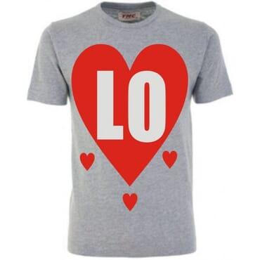 LO-VE Couple Shirts